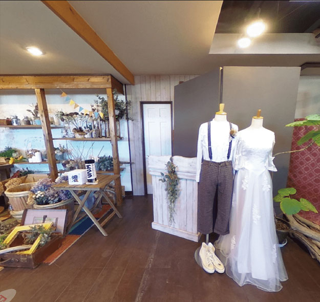 Miraios未来物語結婚式場