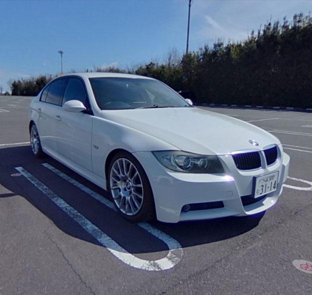 Miraios未来物語BMW