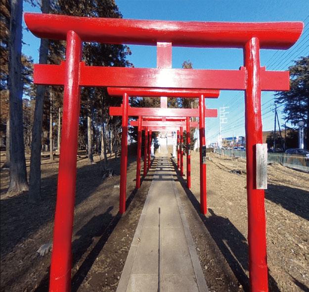 Miraios未来物語walk神社